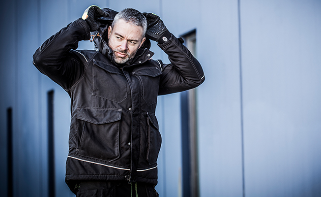 Worker Padded Jacket